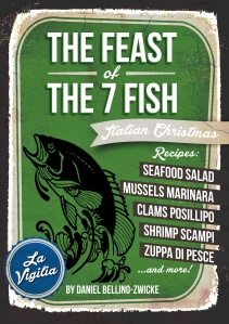 Feast of The 7 Fish ITALIAN CHRISTMAS