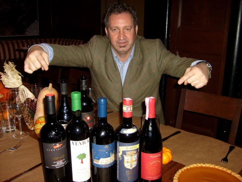 Five Great Italian Wines