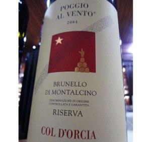 BrunelloPoggioVentoColDorcia2004