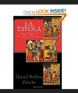 """La TAVOLA"" is Greenwich Village Italian by Daniel Bellino Zwicke"