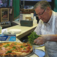 Dom DeMarco 's DiFarra Pizza is a Religious Experience
